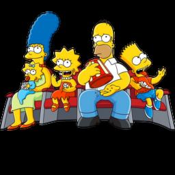 Simpson Family Icon Download Simpsons Icons Iconspedia