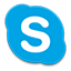 Skype colorful Icon