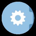 Smart Folder Circle-128