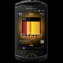 Smartphone Sony Live with Walkman WT19a
