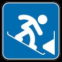 Snowboard Parallel Slalom-128
