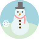 Snowman-128
