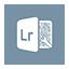 Solid Lightroom icon
