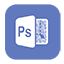 Solid Photoshop Icon