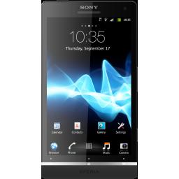 Sony Xperia S Icon Download Smartphones Icons Iconspedia