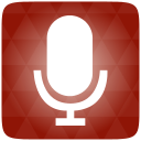 Sound Recorder red
