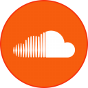Soundcloud Round With Border-128