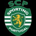 Sporting CP Lisbon Logo-128