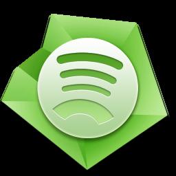 Spotify Dock