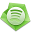 Spotify Dock icon
