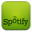 Spotify Text icon