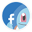 Squirtle Facebook Icon
