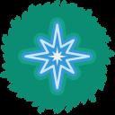 Star Wreath-128