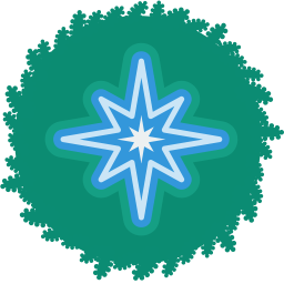 Star Wreath-256