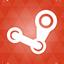 Steam orange icon
