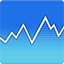 STOCKS flat icon