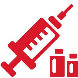Syringe red