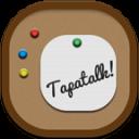 Tapatalk Flat Round