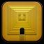 Templerun Gold Icon