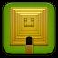 Templerun Green Icon