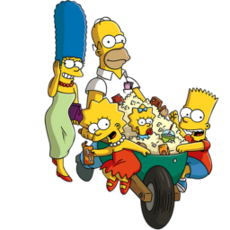The Simpsons Family Icon Download Simpsons Icons Iconspedia