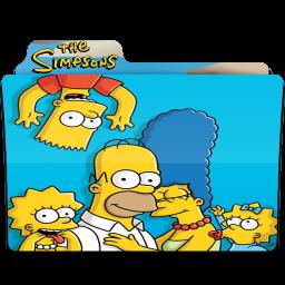 The Simpsons Folder 1