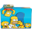 The Simpsons Folder 1 icon