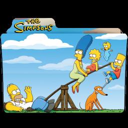 The Simpsons Folder 10