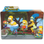 The Simpsons Folder 11 icon