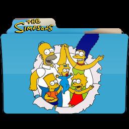 The Simpsons Folder 12