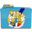 The Simpsons Folder 12 icon