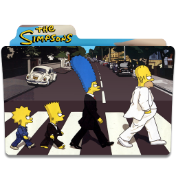 The Simpsons Folder 13