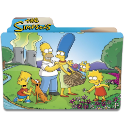 The Simpsons Folder 14