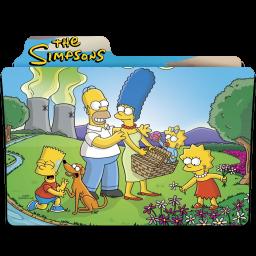 The Simpsons Folder 14