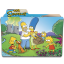 The Simpsons Folder 14 icon