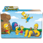 The Simpsons Folder 15 Icon