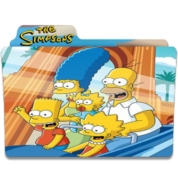 The Simpsons Folder 16