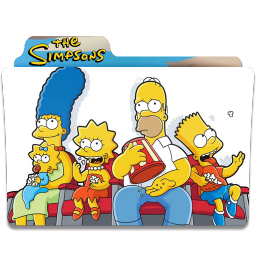 The Simpsons Folder 17
