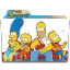 The Simpsons Folder 17 Icon