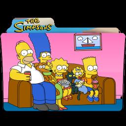 The Simpsons Folder 18