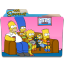The Simpsons Folder 18 icon