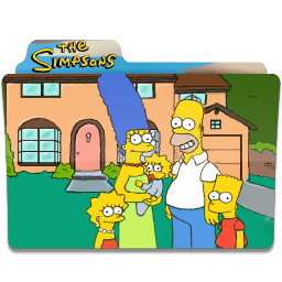 The Simpsons Folder 19