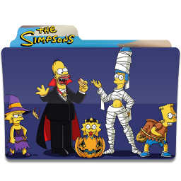 The Simpsons Folder 2-256