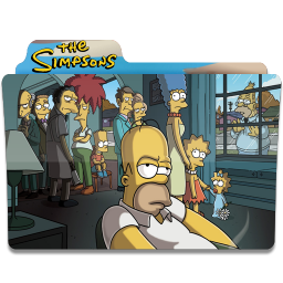 The Simpsons Folder 21