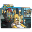 The Simpsons Folder 21 Icon