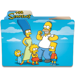 The Simpsons Folder 22