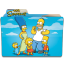 The Simpsons Folder 22 Icon