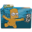 The Simpsons Folder 23 Icon