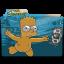The Simpsons Folder 23 Icon