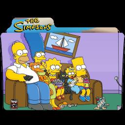 The Simpsons Folder 24